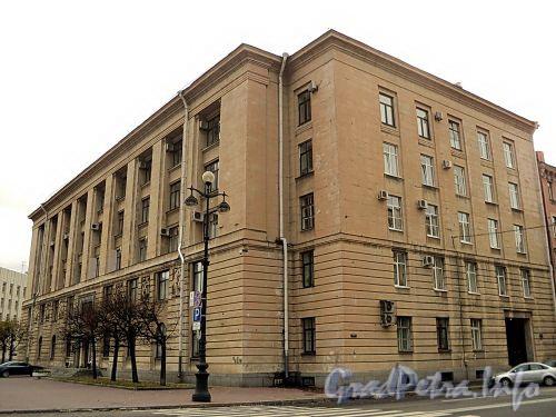 Тверская ул., д. 31. Общий вид. Фото октябрь 2010 г.