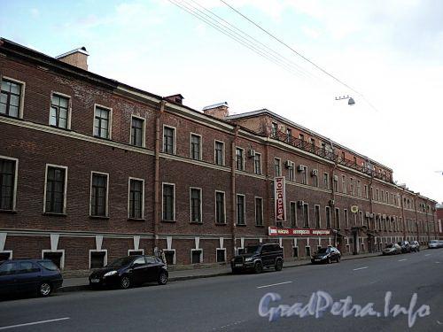 Рузовская ул., д. 16. Фасад здания. Фото май 2010 г.
