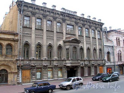 Гагаринская ул., д. 5. Общий вид. Фото сентябрь 2010 г.