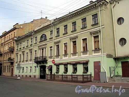 Гагаринская ул., д. 16. Общий вид. Фото сентябрь 2010 г.