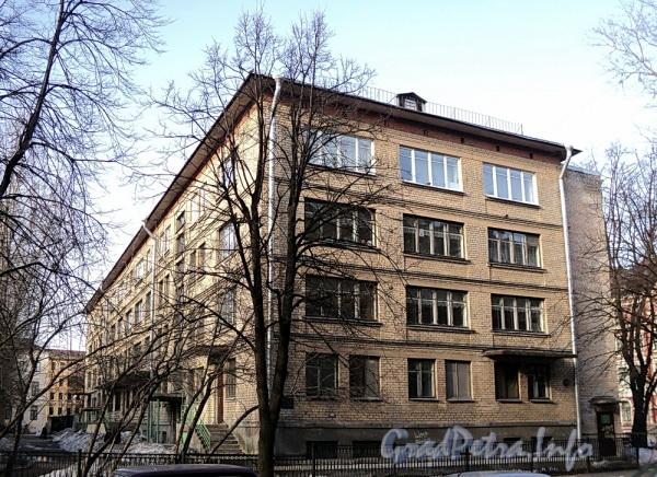 Очаковская улица, дом 2а, литера Б. Общий вид. Фото апрель 2011 г.
