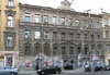 Гороховая ул., д. 71. Фасад здания. Фото август 2011 г.