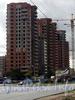 Ул. Димитрова, д. 3, корп. 1. ЖК «Кассиопия». Строительство жилого дома. Фото август 2011 г.