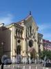 Мал. Конюшенная ул., д. 1. Шведская церковь св. Екатерины. Общий вид. Фото август 2011 г.