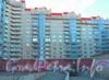 Пулковская ул., д. 2, корпус  1. Вид со двора. Фото 2011 г.