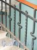 Таврическая ул., д. 5. Балясина лестницы. Фото 2011 г.