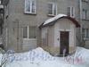 Караваевская ул., д. 31, корпус 3. Вид со двора. Фото 2011 г.