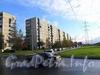 Малая Балканская ул., д. 40 корп. 1. Общий вид жилого дома. Фото октябрь 2011 г.