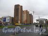 Ул. Димитрова, д. 3, корп. 1. Общий вид жилого дома. Фото октябрь 2011 г.