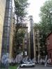 Ул. Шкапина, д. 36-40. Вид со двора. Фото сентябрь 2011 г.