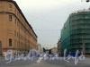 Перспектива улицы Глинки от набережной реки Мойки в сторону Никольской площади. Фото август 2011 г.