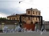 Ул. Шкапина, д. 43-45. Вид с улицы Розенштейна. Фото сентябрь 2011 г.
