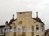 Ул. Розенштейна, д. 39. Фрагмент угловой части фасада. Фото сентябрь 2011 г.