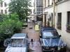 Казанская ул., д. 8-10. Двор правой части дома. Фото 2008 г.