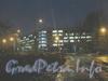Корабельная ул., д. 6.  Комплекс зданий судостроительного завода «Северная верфь». Производственный корпус (гостиница «Нива СВ» (?)).  Фото 2011 г.