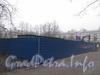 Алтайская ул., д. 39. Производство работ, связанных с демонтажем здания гаража-гостиницы. Фото 21 декабря 2011 г.