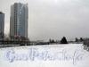 Ул. Типанова, д. 25. Пустырь на месте снесенного здания бывшего кинотеатра «Планета». Фото 23 декабря 2011 г.