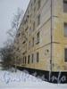 Ул. Летчика Пилютова, д. 54, корп. 1. Вид вдоль дома. Фото 2011 г.