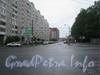 Перспектива Звездной улицы от проспекта Космонавтов  в сторону улицы Ленсовета. Фото 2011 г.