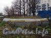Ул. Типанова, д. 25. В сквере у бывшего кинотеатра «Планета». Фото ноябрь 2011 г.