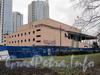 Ул. Типанова, д. 25. Здание бывшего кинотеатра «Планета». Вид сзади. Фото ноябрь 2011 г.