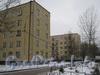 2-я Комсомольская ул., дом 33, корп. 1 (ближний) и корп. 2 (дальний). Общий вид жилых домов. Фото январь 2012 г.