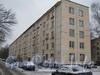 2-я Комсомольская ул., дом 36, корп. 1. Общий вид жилого дома. Фото январь 2012 г.