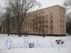 2-я Комсомольская ул., дом 37, корп. 1. Общий вид жилого дома. Фото январь 2012 г.