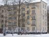 2-я Комсомольская ул., дом 36, корп. 2. Общий вид жилого дома. Фото январь 2012 г.