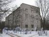 2-я Комсомольская ул., дом 40, корп. 2. Здание Поликлиники № 91 Красносельского района. Фото январь 2012 г.