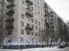 2-я Комсомольская ул., дом 40, корп. 1. Общий вид жилого дома. Фото январь 2012 г.
