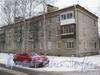 2-я Комсомольская ул., дом 58. Общий вид жилого дома. Фото январь 2012 г.