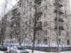 2-я Комсомольская ул., дом 40. Фрагмент фасада жилого дома. Фото январь 2012 г.