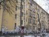 2-я Комсомольская ул., дом 53. Фрагмент фасада жилого дома. Фото январь 2012 г.