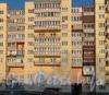 Счастливая ул., дом 14. Фасад жилого дома со Счастливой улицы. Фото январь 2012 г.