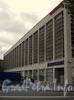 Инструментальная ул., д. 3, лит. Б. Комплекс зданий завода «Красногвардеец». Бизнес-центр «Кантемировский». Боковой фасад. Вид от Аптекарской набережной. Фото сентябрь 2011 г.