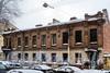 Мал. Монетная ул., д. 3 Б. Фасад здания. Фото январь 2011 г.