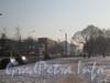 Перспектива ул. Лётчика Пилютова от дома 23 в сторону пр. Ветеранов и пр. Народного Ополчения. Фото январь 2012 г.