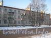 2-я Комсомольская ул., дом 27, корп. 1. Общий вид жилого дома. Фото январь 2012 г.