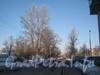 Перспектива 2-ой Комсомольской ул. от пр. Ветеранов в сторону ул. Чекистов. Фото январь 2012 г.