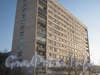 Ул. Летчика Пилютова, дом 36. Общий вид жилого дома. Фото январь 2012 г.