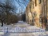 2-я Комсомольская ул., дом 26, корп. 2. Фасад дома со стороны дома 23, корп. 2 по ул. Пограничника Гарькавого. Фото январь 2012 г.