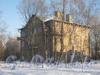 2-я Комсомольская ул., дом 24, корп. 2. Общий вид жилого дома. Фото январь 2012 г.