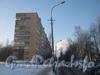 Дом 5 по ул. Лётчика Пилютова и перспектива Рогачёвского пер. в сторону ул. Пионерстроя