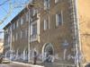 2-я Комсомольская ул., дом 22, корп. 1. Фасад жилого дома со стороны улицы. Фото январь 2012 г.