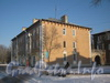 2-я Комсомольская ул., дом 20, корп. 1. Общий вид жилого дома. Фото январь 2012 г.