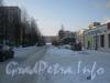 2-я Комсомольская ул., дом 27, корп. 2 (желтый) и корп. 3 (одноэтажный красный). Перспектива Добрушской ул в сторону ул. Лётчика Пилютова. Фото февраль 2012 г.