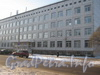 2-я Комсомольская ул., дом 23, корп. 1. Здание Городской поликлиники № 91 Красносельского района. Правая часть здания. Фото январь 2012 г.
