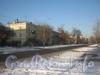 Перспектива 2-ой Комсомольской ул. в сторону ул. Чекистов от дома 20. Фото январь 2012 г.