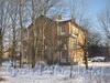 2-я Комсомольская ул., дом 18, корп. 2. Фасад дома со стороны 2-ой Комсомольской ул. Фото январь 2012 г.